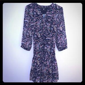 Anthro Rose & Olive NWT Paisley Floral Boho Dress.